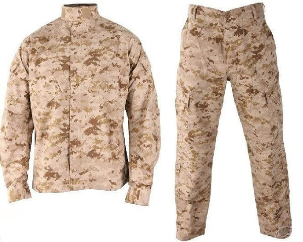 Military BDU Digital Desert