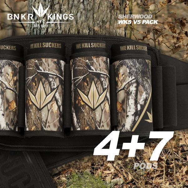 Bunkerkings Strapless Pack V5 Pack