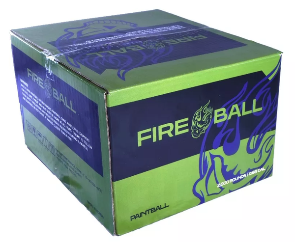 Fireball Paintballs