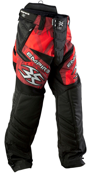 Empire LTD Paintball Pants - Glass Red