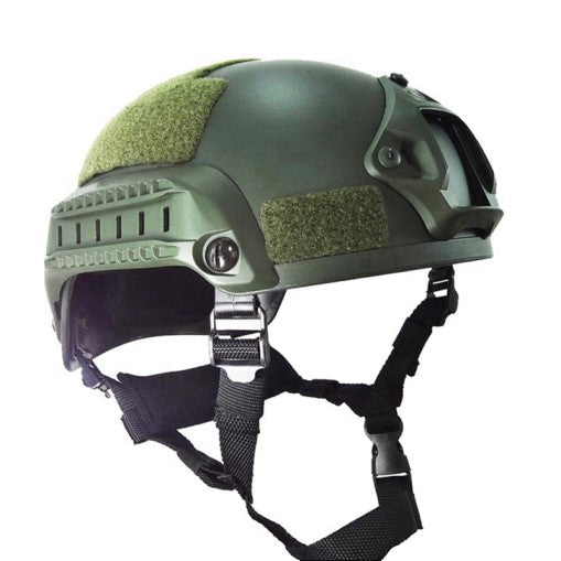 Mich 2001 Tactical Helmet - OD