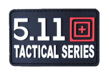 Patch PVC - 5.11 Tactical Series