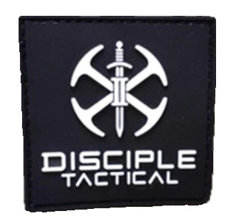 Patch PVC - Disciple Tactical