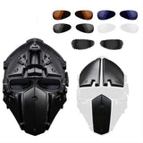 Devtac Ronin Style Full Head Tactical Helmet
