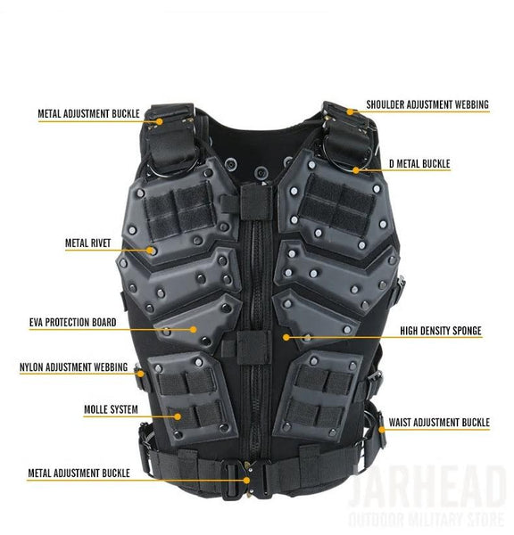Tactical Speed Vest