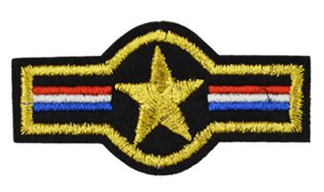 Patch Embroidered - USAF Patriot