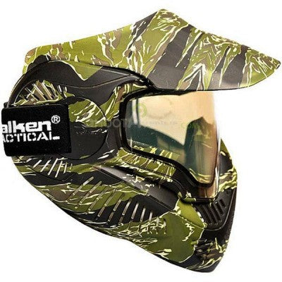 Valken MI-7 Mask - Tiger Stripe