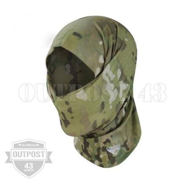 Condor Tactical Face Wrap - Multicam