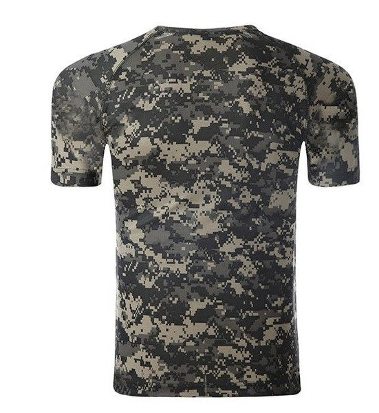 Fast Dry ACU Tactical T-Shirt