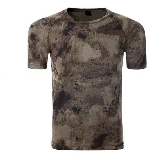 Fast Dry ATACS AU Tactical T-shirt