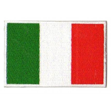 Patch Embroidered - Flag Italy