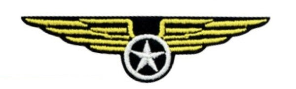 Patch Embroidered - Airborne Wings