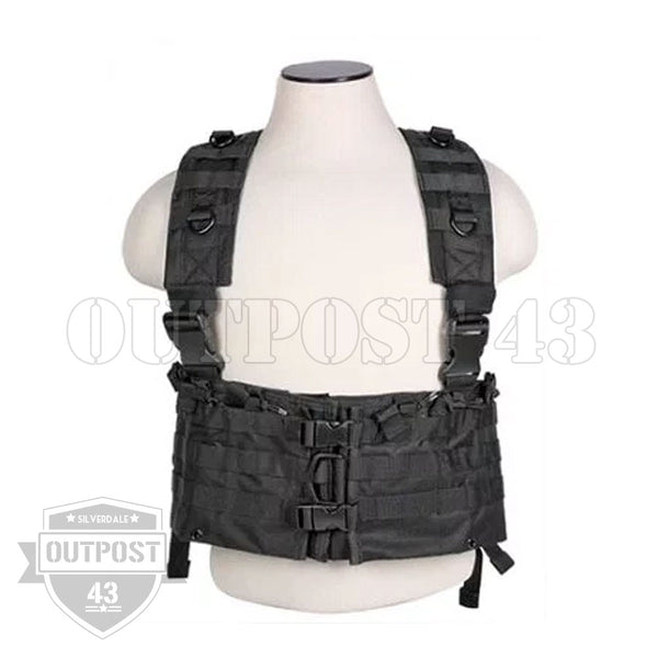 NC Star AR Chest Rig Vest