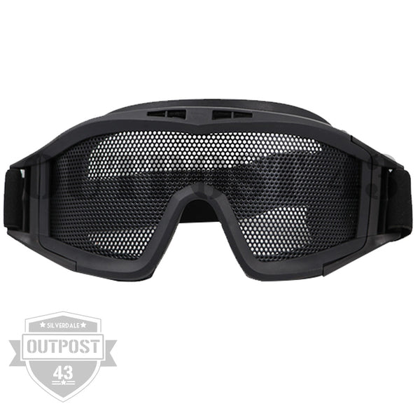 OP43 Special Ops Mesh Airsoft Goggles