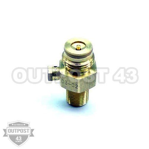 OP43 CO2 Pin valve