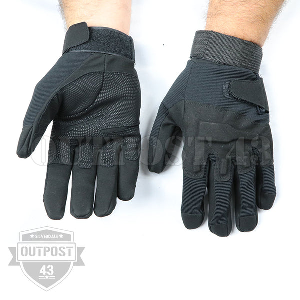 OP43 Gloves Light Full Finger