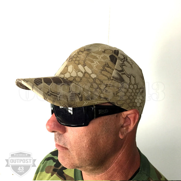 OP43 Cryptec Camouflage Hat