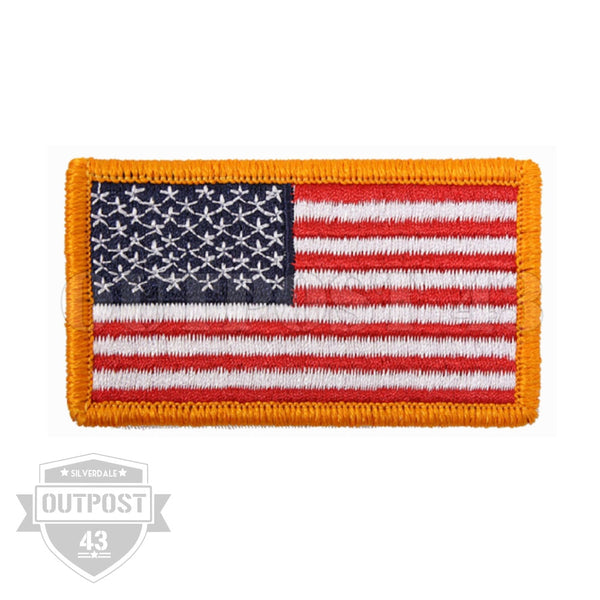 Patch Embroided - US Flag