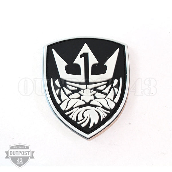 Patch PVC - King Neptune