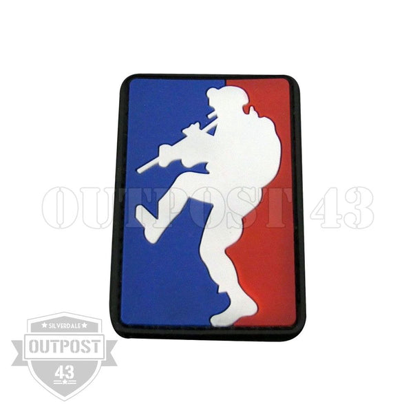 Patch PVC - Major League Door Kicker Patch