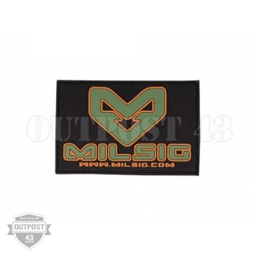 Patch PVC - Milsig