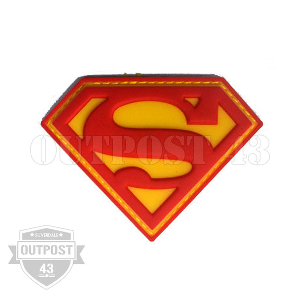 Patch PVC - Superman Original