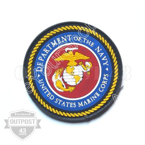 Patch PVC - US Marines
