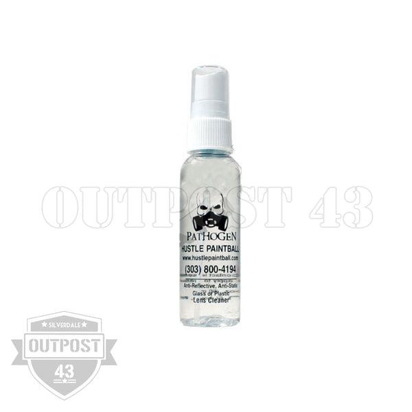 Pathogen Antifog Lens Cleaner Spray 2oz