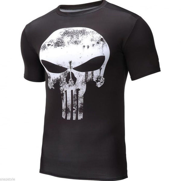 Punisher Compression T-Shirt