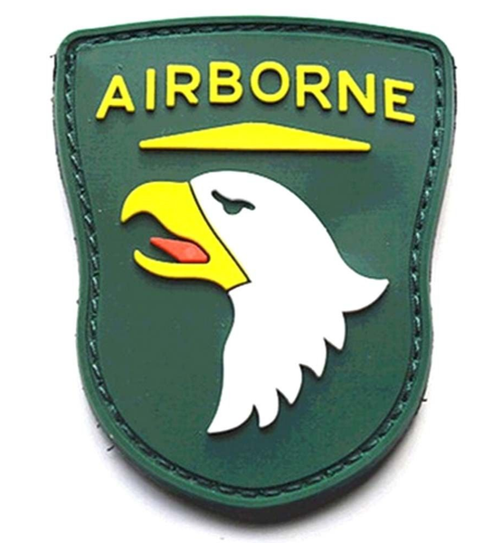 Patch PVC - Airborne