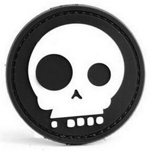 Patch PVC - Cartoon Skull