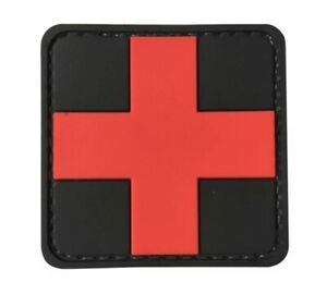 Patch PVC - Medic Cross