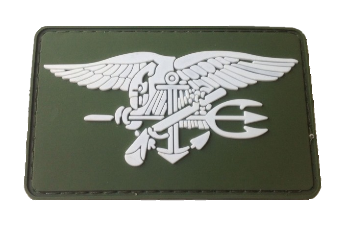 Patch PVC - US Navy Seal