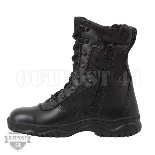 Apache Tactical Boots - Black