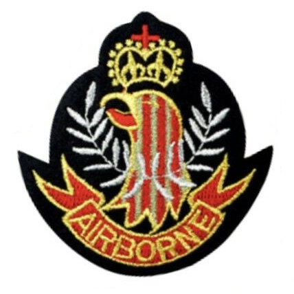 Patch Embroidered - Royal Airborne