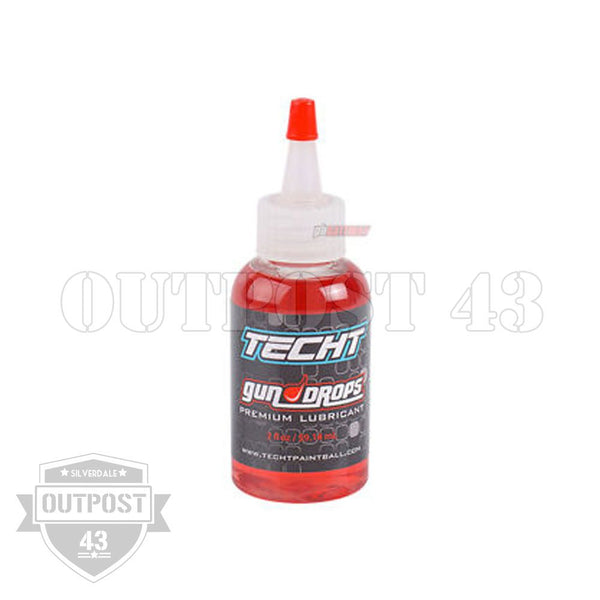 TechT Gun Drops oil 2oz