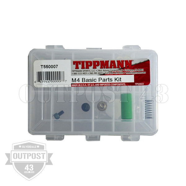 Tippmann Universal Parts Kit - M4 Airsoft
