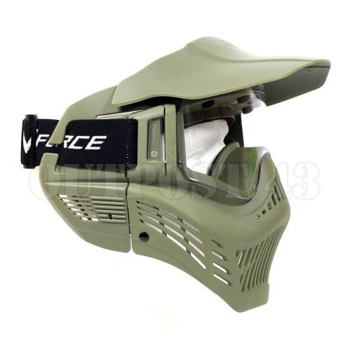 V Force Armor Mask