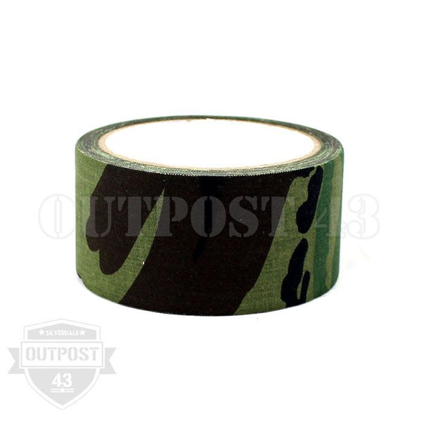 OP43 Fabric Camo Tape 10m Roll