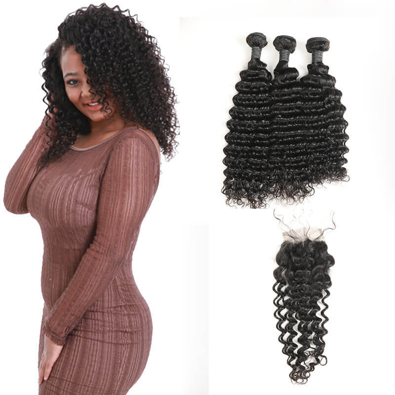 deep-wave-hair-with-closure