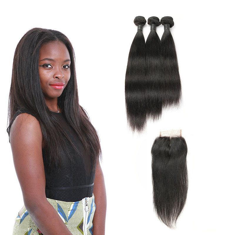 straight-hair-weave-with-closure
