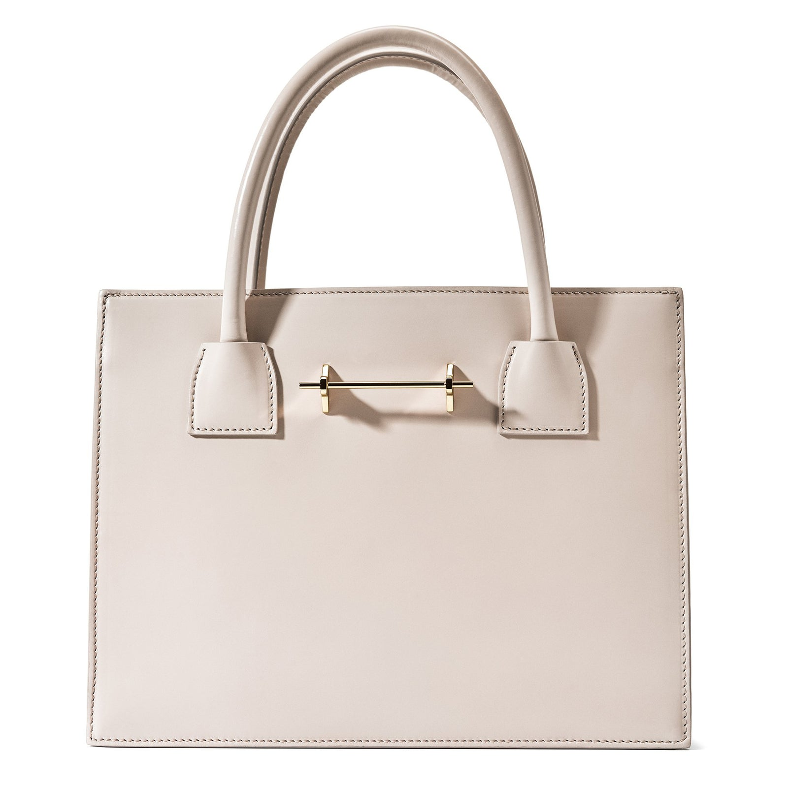 Mini Tote Vitellino Ecru