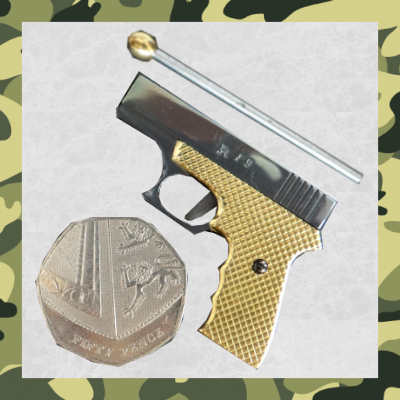 Gold Plated Glock