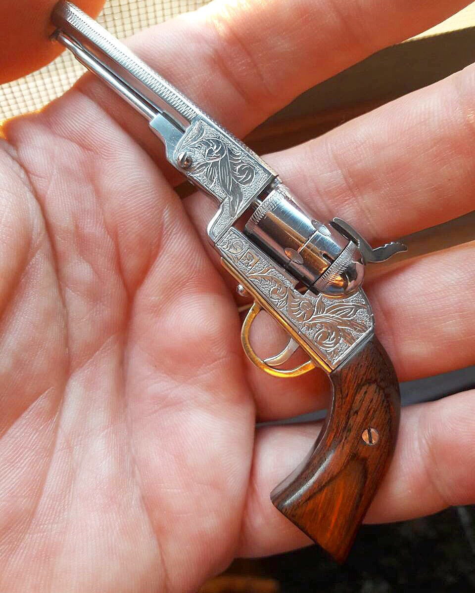 Colt 1851 Navy Civil War