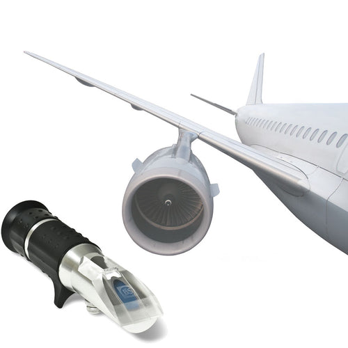 Eclipse handheld refractometer - Aviation