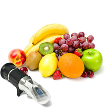 Eclipse handheld refractometer for food and beverage