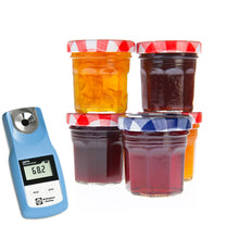 OPTi digital refractometer - High Brix