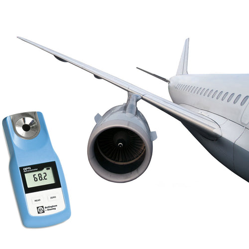 OPTi Duo Aviation refractometer (RI/FSII-ATC)