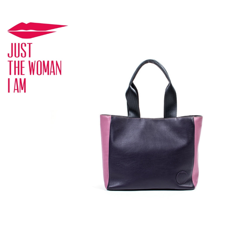 Re-New Bags Sostiene Just the Woman I Am