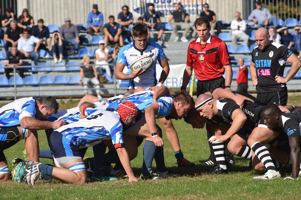 CUS ADMAIORA Rugby 4 Re-New 17/12 H 20.30